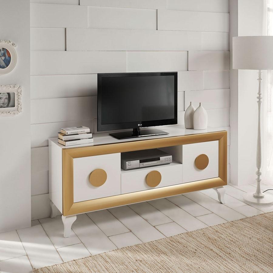 mesa tv cloe vitoria con patas