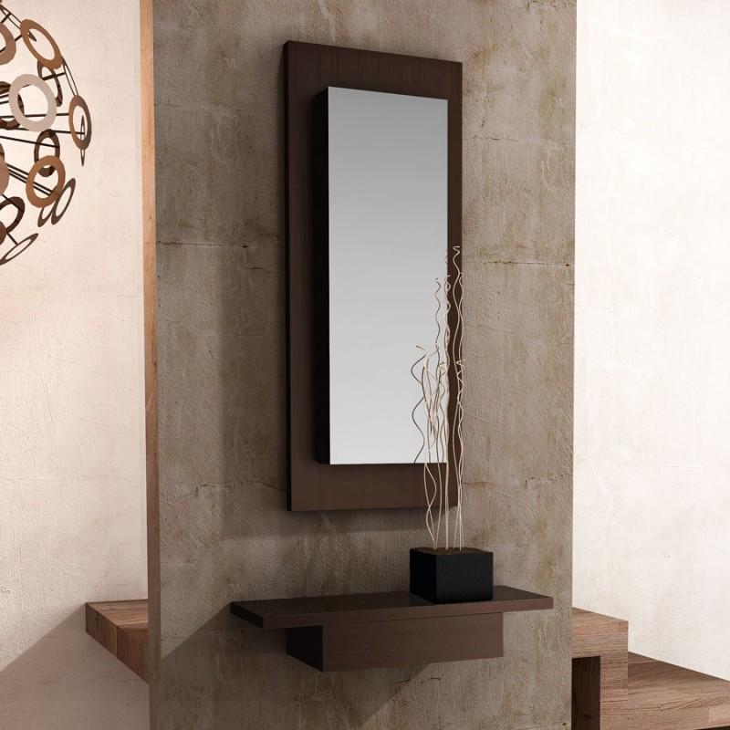 Recibidor aqua muebles de entrada disemobel menamobel - Muebles entrada recibidor ...