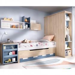 Dormitorio Didain