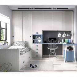 Dormitorio Belfi
