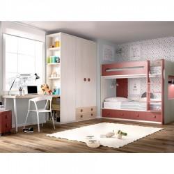 Dormitorio Samba