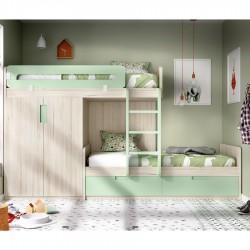 Dormitorio Chela