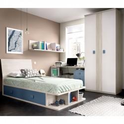 Dormitorio Raúl