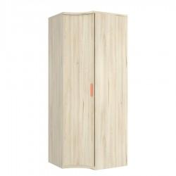 Armario Rincón curvo 1 puerta izda. interior básico