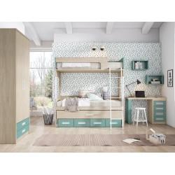 Dormitorio Togal